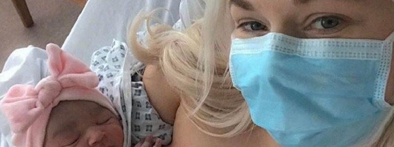 حفظ سلامت نوزاد در برابر ویروس کرونا