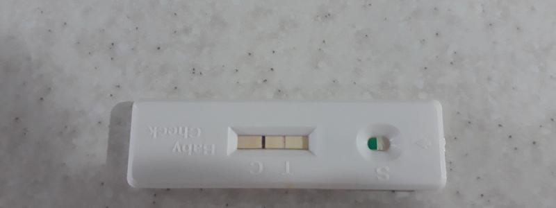 علت کمرنگ بودن تست بارداری