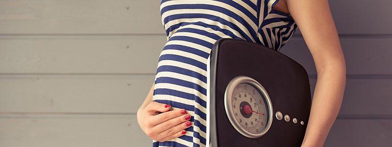 میزان وزنگیری مادر